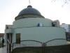 Levegőkazán a Nagykaposi görög katolikus templomban